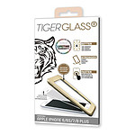 Tiger Glass Plus Verre Trempé 9H+ Blanc - Apple iPhone 6/6s/7/8