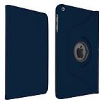 """Akashi Etui Folio Bleu pour iPad 10.2"""""""