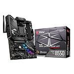 Carte mère MSI AMD B550