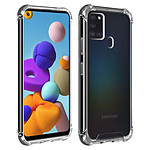 Akashi Coque TPU Angles Renforcés - Samsung Galaxy A21s