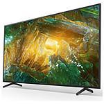 Sony KD65XH8096 BAEP - TV 4K UHD HDR - 164 cm