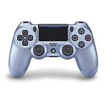 Sony PS4 DualShock 4 v2 - Bleu titane