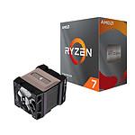 AMD Ryzen 7 3800XT + Corsair A500