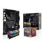 AMD Ryzen 5 3600 - Asus B550 - RAM 16Go 3200MHz