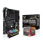 AMD Ryzen 5 3600 - Asus B450 - RAM 16Go 3200MHz