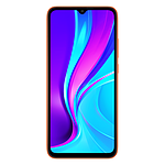 Xiaomi Redmi 9C NFC (orange) - 32 Go