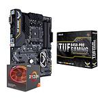 AMD Ryzen 7 2700X + Asus TUF B450-PRO GAMING