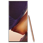 Samsung Galaxy Note 20 Ultra 5G (Bronze) - 12 Go - 512 Go
