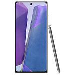 Samsung Galaxy Note 20 5G (Gris) - 8 Go - 256 Go
