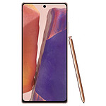 Samsung Galaxy Note 20 5G (Bronze) - 8 Go - 256 Go