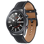 Samsung Galaxy Watch 3 (Mystic Black) - 4G - 45 mm