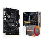 AMD Ryzen 7 3700X - Asus B550 - RAM 16Go 3200MHz