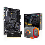 AMD Ryzen 7 3700X - Asus X570 - RAM 16Go 3200MHz