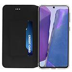 Akashi Etui Folio (noir) - Samsung Galaxy Note 20