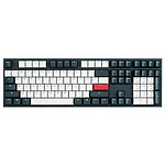 Ducky Channel One 2 - Tuxedo - Cherry MX Black