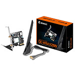 Gigabyte GC-WBAX200 - Carte PCI-E Wifi 6 + Bluetooth