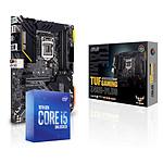 Intel Core i5-10600K + ASUS TUF GAMING Z490-PLUS