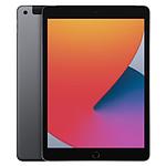 Apple iPad Wi-Fi + Cellular 10.2 - 32 Go - Gris sidéral (8 ème génération)