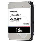 Western Digital WD Ultrastar DC HC550 - 16 To - 512 Mo