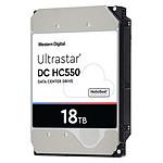 Western Digital WD Ultrastar DC HC550 - 18 To - 512 Mo