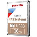 Toshiba N300 - 16 To - 512 Mo