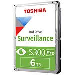 Toshiba S300 Pro - 6 To - 256 Mo