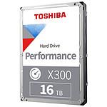 Toshiba X300 - 16 To - 512 Mo