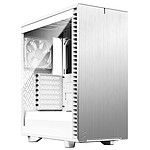 Fractal Design Define 7 Compact Light TG - Blanc