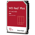 Western Digital WD Red Plus - 4 x 12 To (48 To) - 256 Mo