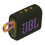 JBL GO 3 Vert - Enceinte portable