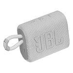 JBL GO 3 Blanc - Enceinte portable