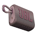 JBL GO 3 Rose - Enceinte portable