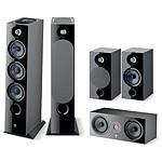 Focal Pack d'enceintes Chora 826 D HCM 5.0.2 Dolby Atmos - Noir