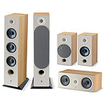 Focal Pack d'enceintes Chora 826 HCM 5.0 - Light Wood