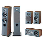 Focal Pack d'enceintes Chora 816 HCM 5.0 - Dark Wood