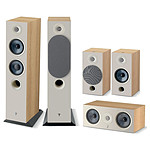 Focal Pack d'enceintes Chora 816 HCM 5.0 - Light Wood