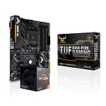 AMD Ryzen 5 3600 + Asus TUF B450-PLUS GAMING