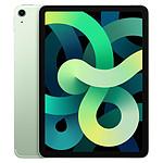 Apple iPad Air 2020 10,9 pouces Wi-Fi + Cellular - 64 Go - Vert (4 ème génération)