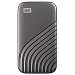 Western Digital (WD) My Passport SSD - 500 Go (Gris)