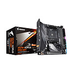 Gigabyte X570 I AORUS PRO WIFI (compatible Ryzen série 5000)