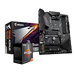 AMD Ryzen 7 5800X + Gigabyte B550 AORUS ELITE