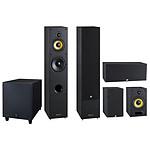 Davis Acoustics Pack 5.1 Mia 60  - Noir