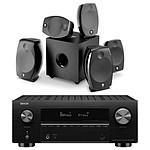 Denon AVC-X3700H Noir + Focal Sib Evo 5.1.2 Dolby Atmos - Noir