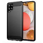 Akashi Coque TPU Renforcée (noir) - Samsung Galaxy A42