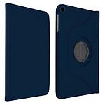 """Akashi Etui Folio Bleu pour Galaxy Tab A7 10.4"""""""