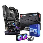 Intel i7 10700K - MSI Z490 - RAM 16Go 3200Mhz