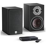 Dali Oberon 1 C (la paire) - Noir + Sound Hub Compact