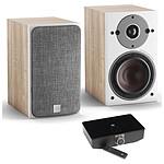 Dali Oberon 1 C (la paire) - Chêne clair + Sound Hub + Module de streaming BluOS NPM-1