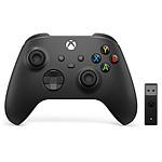 Microsoft Xbox Series X + adaptateur PC