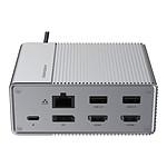 HyperDrive Station d'accueil USB-C 12-en-1 GEN2 / Concentrateur USB-C